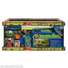 NEW PRODUCT: ZOO MED REPTIHABITAT EXTRA LARGE 40 GALLON TURTLE KIT