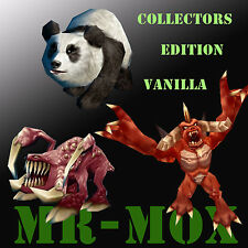 World of Warcraft Classic Collector Edition mit Diablo Zergling Panda - Loot WOW