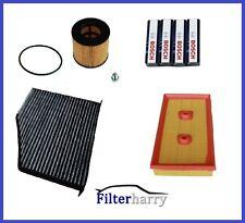 Inspektionspaket Filterset Filtersatz Audi A3 8P 1,6 FSI 85KW 115PS BAG BLF BLP