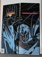 1993 Superman Limited Ed. Art Portfolio 8 Illustration Posters ~ WH