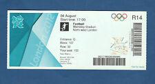 Orig.Ticket  Olympische Spiele LONDON 2012   FRANKREICH - JAPAN 1/2 FINALE ! TOP
