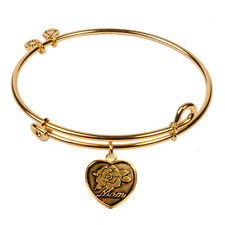 SOL 240080 Mom, Bangle 18K Gold Plated
