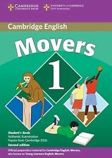 Cambridge Young Learners English Tests Movers 1 Student's Book : Examination...