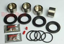 Jaguar E Type XJ6 XJ12 Rear Brake Caliper Seal & Piston Repair Kit BRKP129