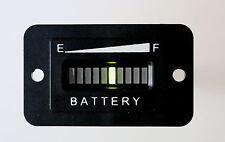 Pro36FRC 36VOLT EZGO EZ-GO GOLF CART LED Battery Meter RL
