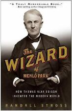 The Wizard of Menlo Park: How Thomas Alva Edison Invented the Modern World, Str