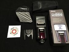 Nissin  Di866 Mark II Flash for Canon with Diffuser