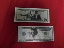 Pulp fiction Official Movie prop Money Not screen used released by Miramax