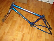 1980's Raleigh Racing Frame and Wald Fork, Old School BMX