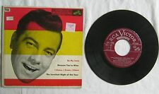 Mario Lanza In Movie Hits  EP45 RCA ERA-130 VG