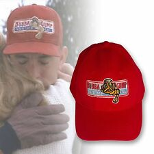 Forrest Gump Bubba Gump Shrimp Co hat Tom Hanks party costume Cosplay Red Cap