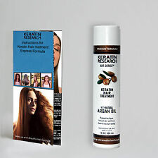 Professional BRAZILIAN KERATIN hair treatment 300ml made USA KR global shipping
