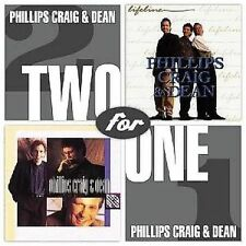 Unknown Artist Two For One:  Phillips Craig & DeanLife CD