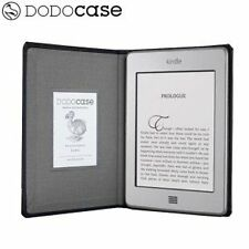 Dodocase Tapa Dura Funda Para Kindle Touch-carbón