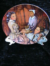 MELANIE GIVES BIRTH~GWTW Ltd Ed #4646? *NIB 1980 Knowles China COLLECTOR PLATE