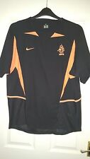 Mens Football Shirt - Holland Netherlands National Team - Away 2002-04 - L Nike