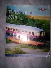 Tillig TT Bahn, TT-Neuheiten -2014