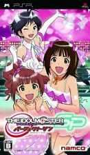 Used PSP Idolm@ster SP: Perfect Sun  Japan Import ((Free shipping))