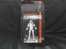 STAR WARS FIGUR #02 CLONE TROOPER SERGEANT THE BLACK SERIES
