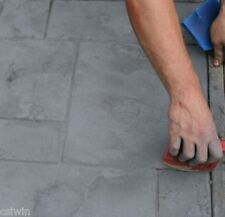 Concrete Grout touch-up tools