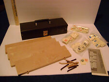 RARE RUMMIFUN Vintage Family Game by Dan Frank & Co in Carrying Case