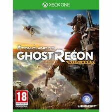 BRAND NEW SEALED TOM CLANCY'S GHOST RECON WILDLANDS XBOX ONE GAME