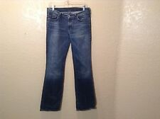 7 FAM for all mankind Bootcut Size 28 womens jeans pants -fast shipping