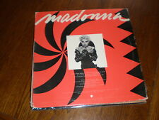 "Madonna 12"" Into The Groove/Everybody PROMO"