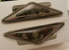 Ford Focus 98 - 04 / Mondeo 00 - 07 Side Indicator Light Repeaters Pair - SMOKED