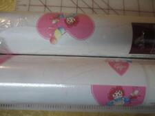Andover Wallcoverings Wall Paper Rageddy Ann 56 sq feet rolls --multi available