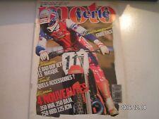 "** Moto Verte n°184 250 Honda "" Baja "" / 125 JCM / 250 TY / Amos Bilbao"