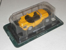 Auto RENAULT SPIDER - DEL PRADO NUOVA Scale Model 1/43 Box metal die cast