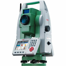"LEICA TS09 R500PLUS 5"" PRISMLESS TOTAL STATION WITH BLUETOOTH AND TOUCH DISPLAY"