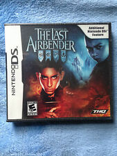 The Last Airbender (Nintendo DS, 2010) SEALED
