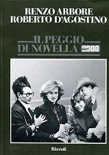 Renzo Arbore - Roberto D'Agostino = IL PEGGIO DI NOVELLA 2000