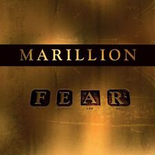 FEAR F.E.A.R. cd MARILLION ( FREE SHIPPING)