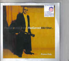 Paul Carrack-It Aint Over Promo cd single