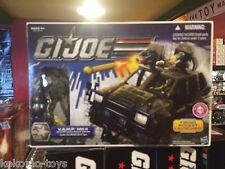 2011 Gi Joe 30th Anniversary VAMP MARK II 2 Vehicle Figure Set MIB