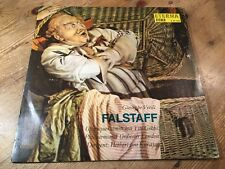 LP ETERNA 825520 VERDI FALSTAFF PHO LONDON KARAJAN 1965 1ED VINYL