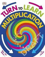 Turn to Learn Multiplication, DK, Good Book