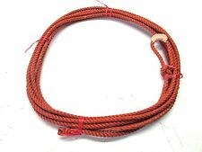 Cox Saddlery Waxed Nylon 30 ft. Ranch Rope horse tack equine