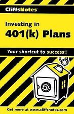 CliffsNotes Investing in 401(k) Plans (Cliffsnotes Literature Guides), Gilpatric