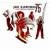 Joe Zawinul & The Syndicate : 75th Live In Europe (2CD 2008) FREE! UK 24-HRPOST!
