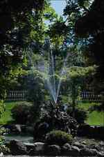 670093 Fountain In The Gardens Of Bantry House Bantry Ireland A4 Photo Print