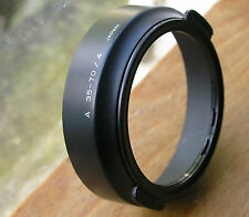 genuine minolta AF 35-70mm F4. lens hood shade clip on