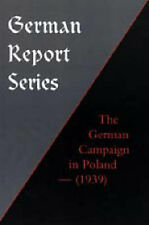 German Campaign in Poland (1939) by Robert M. Kennedy (Paperback, 2003)