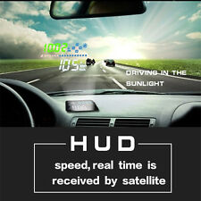 "3.5"" Screen Car Head up Display A3 HUD GPS Safe Driving HUD Via For OBD1 OBD2"