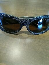 ANNA SUI BROWN  AS50002 SHADES SUNGLASSES - NICE! FRAMES ONLY