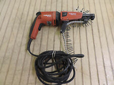 Hilti SD 4500 High Speed Drywall Screwdriver, And SMD 57 Magazine