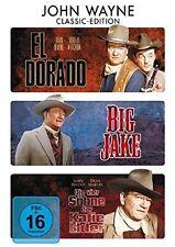 RICHARD/HYE,MARTHA/MARTIN,DEAN BOONE - JOHN WAYNE CLASSIC EDITION  3 DVD NEU